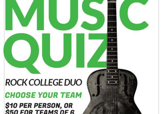 Live Music Quiz