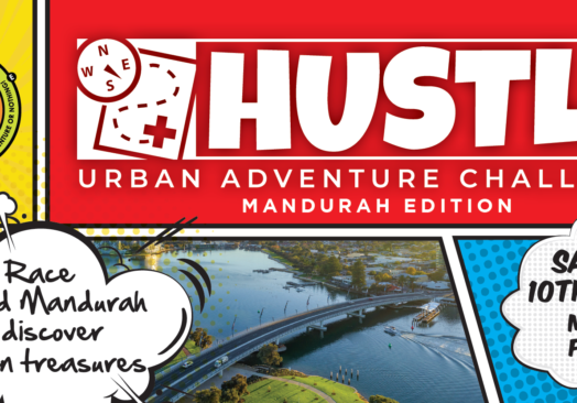 Hustle Urban Adventure Challenge