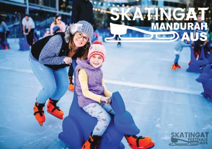 Skating at Mandurah