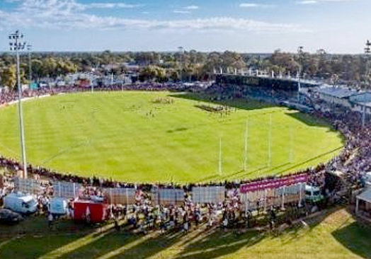 2019 JLT Community Series: Fremantle v West Coast Eagles